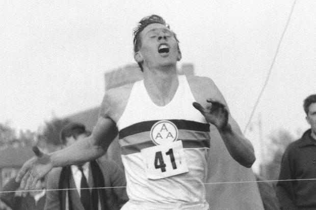058 – What it takes to win – Roger Bannister's Sub 4-Minute Mile