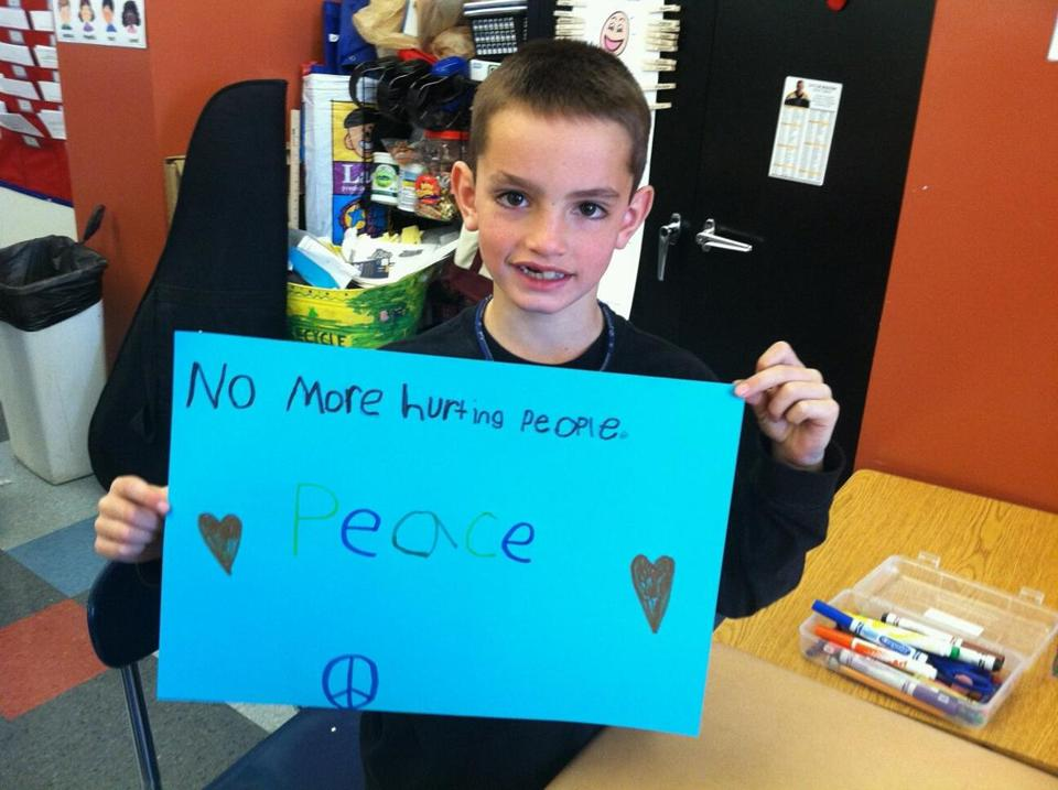 104 – Making Sense of The Boston Bombing – A Tribute to Martin Richard