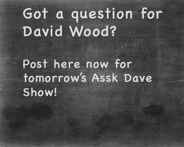210 – Assk Dave (& Jen) –  Your Listener Questions from Facebook